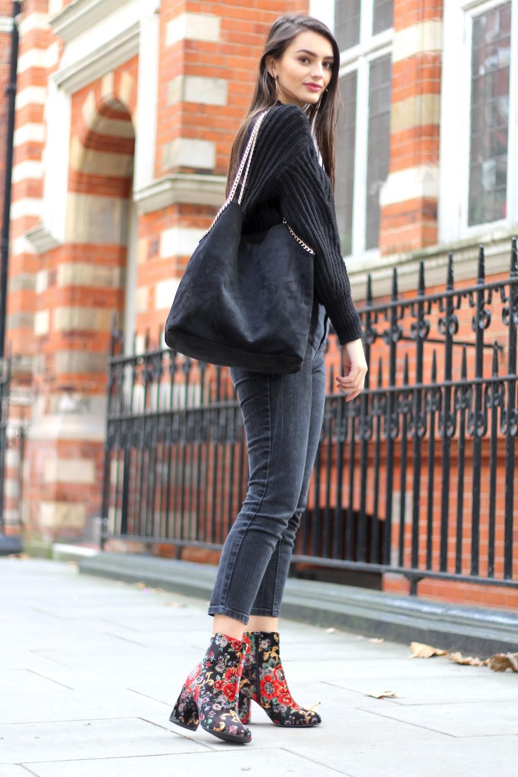 peexo autumn style blogger