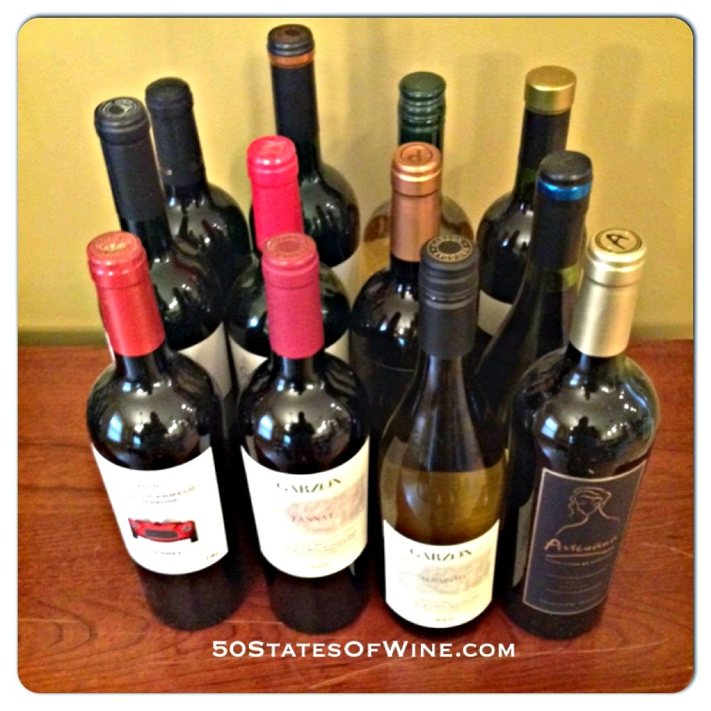 Wines of Uruguay Tasting Tour
