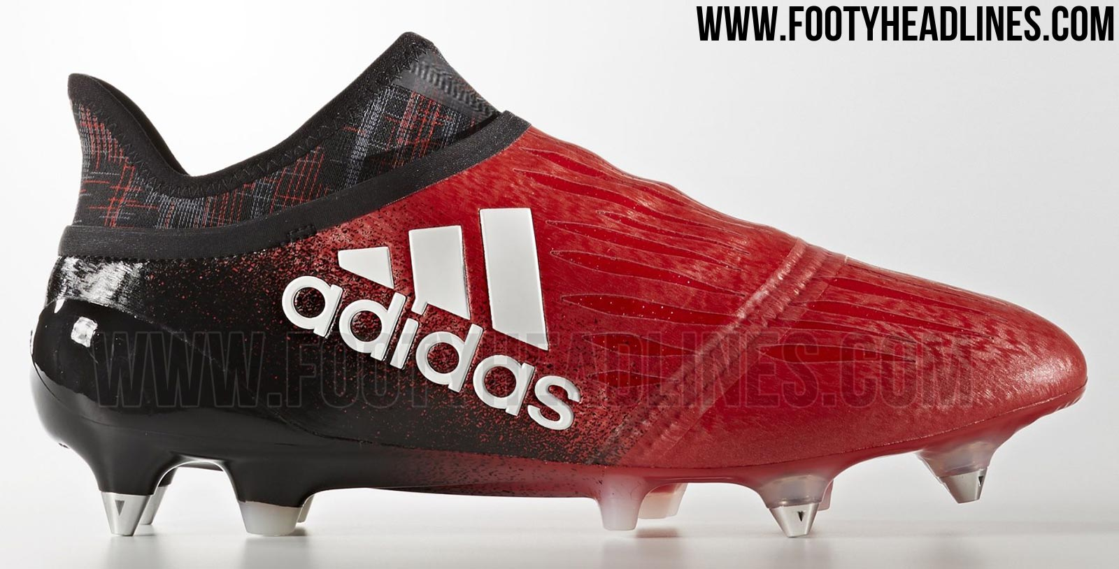 stunning adidas x 16 purechaos red limit boots released. Black Bedroom Furniture Sets. Home Design Ideas