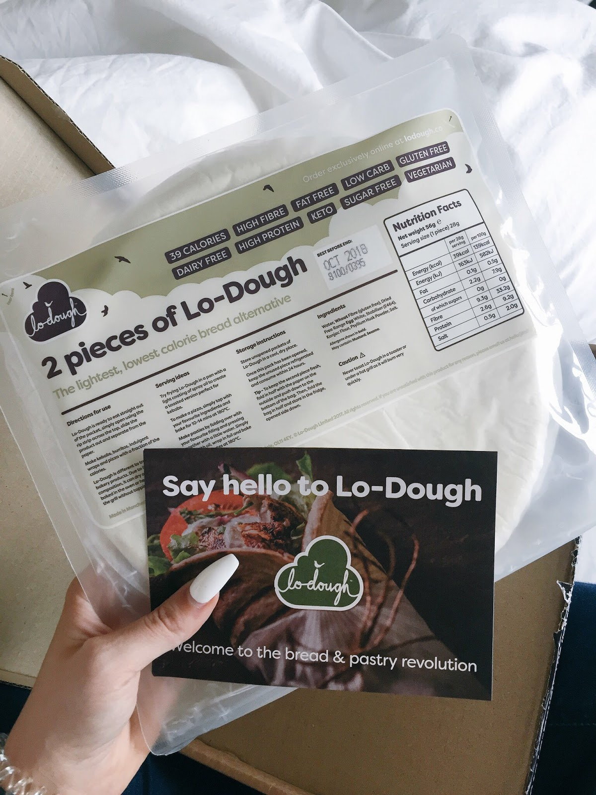 Lo Dough Review Molly
