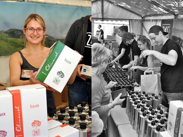 Oliandi Olivenölfest von zait in Zell im Zellertal