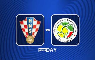 Croatia vs Senegal – Highlights