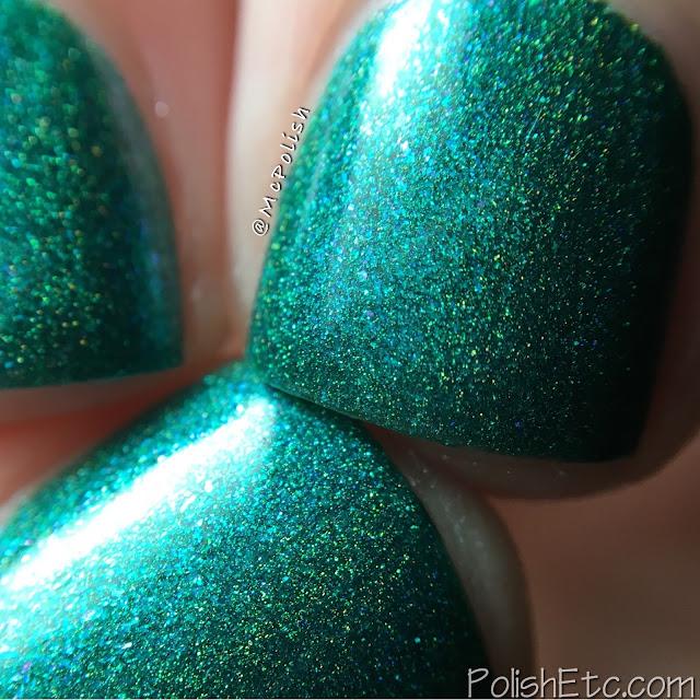 Cupcake Polish for Color4Nails - Enchanted - McPolish