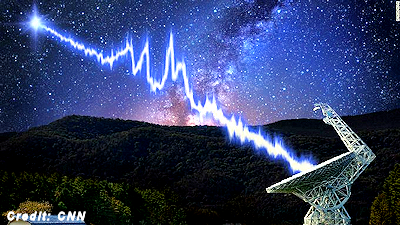 Mysterious Radio Burst Traced to Nearby Galaxy