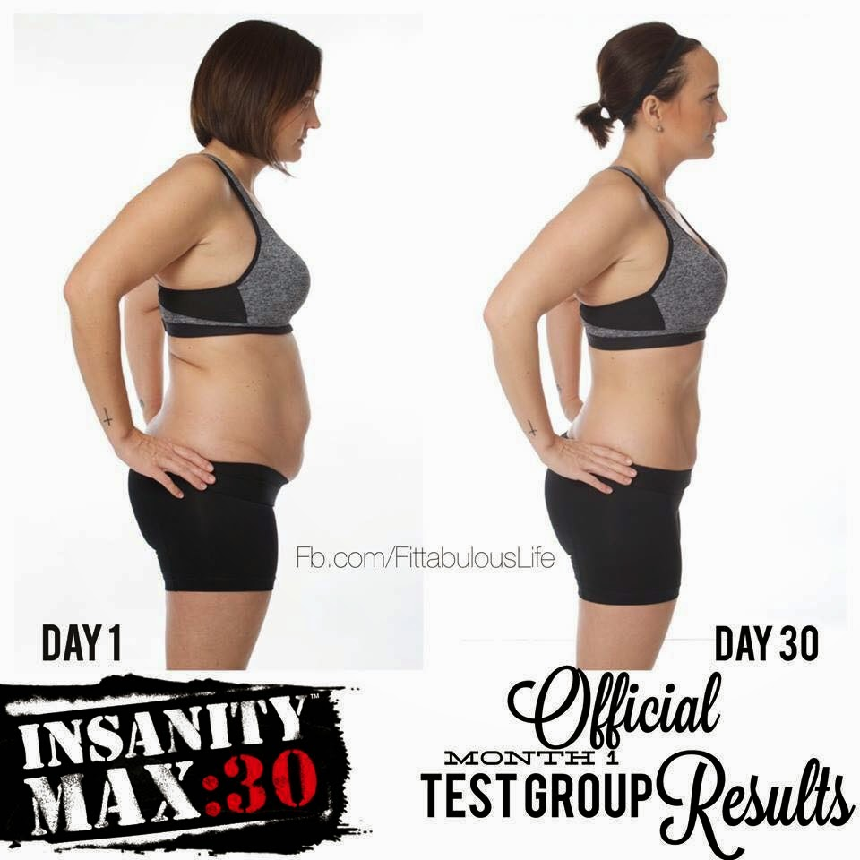 Mom, What's For Dinner?: The wait is over    Insanity Max 30 is here!