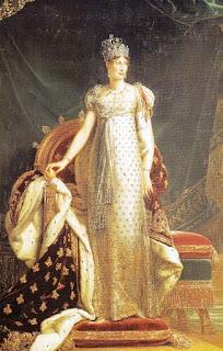 Maria Luisa z Austrii - François Gérard-1812