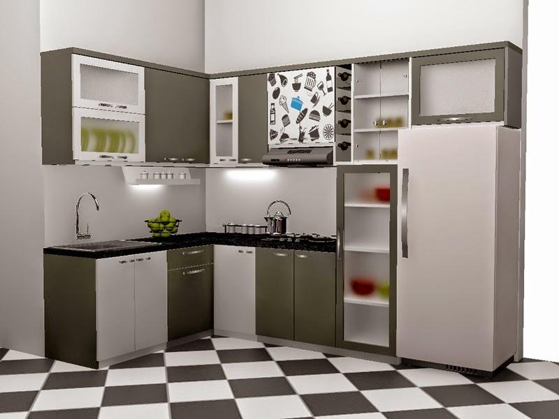 Sansino Interior Design Kitchen Set Interior Design Kitchen Set