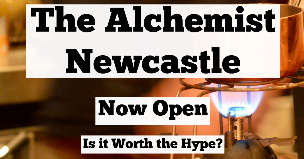 The Alchemist | Newcastle Upon Tyne - Now Open