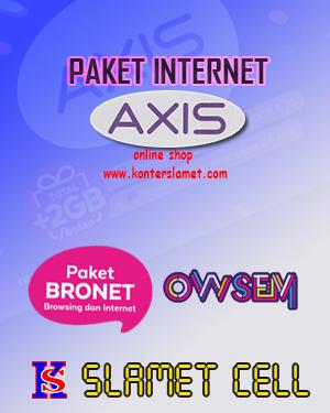 Paket Internet Axis