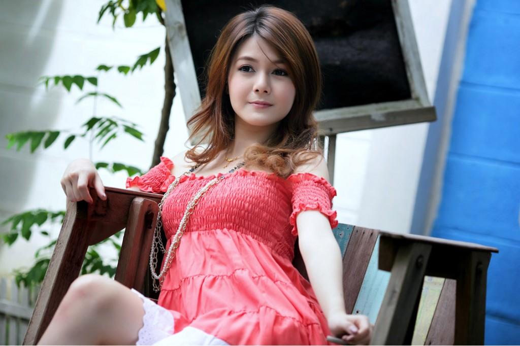 Cute Sexy Thai Girl