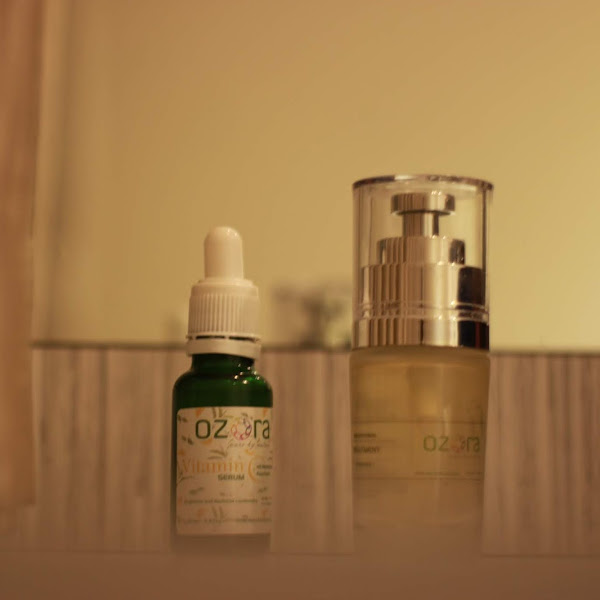 "Beauty | Kulit Kenyal dengan ""Ozora Skincare Brightening Treatment Essence and Vit C Serum"""
