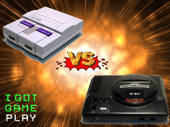 Which is the better console, Super Nintendo or Sega Genesis?