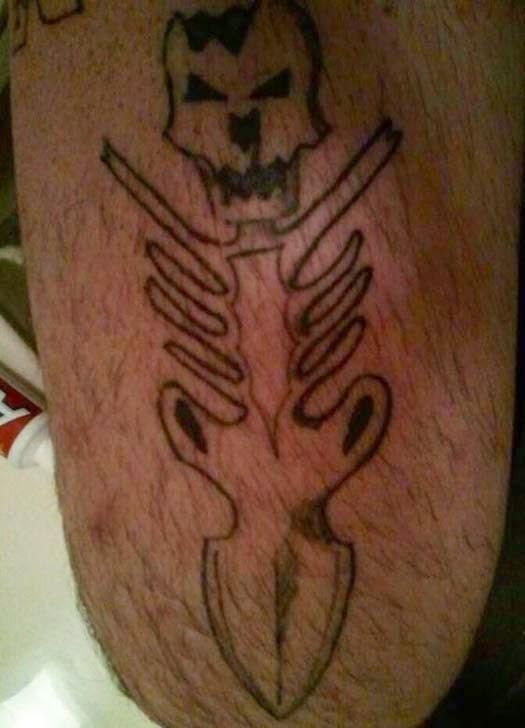tatuajes feos y mal hechos