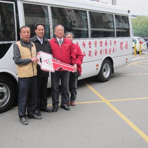 大溪資訊網-大溪旅遊資訊: 大溪鎮首部免費公車開始營運