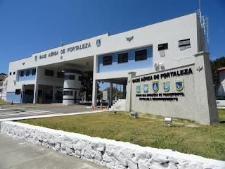 Base Aérea Fortaleza - Assalto ao Paiol: 4 Fuzis e 1 Pistola são levados