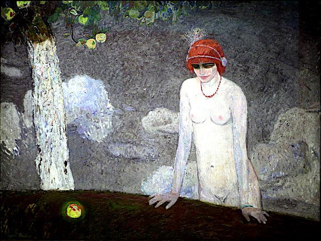 Gustave De Smet: Eva