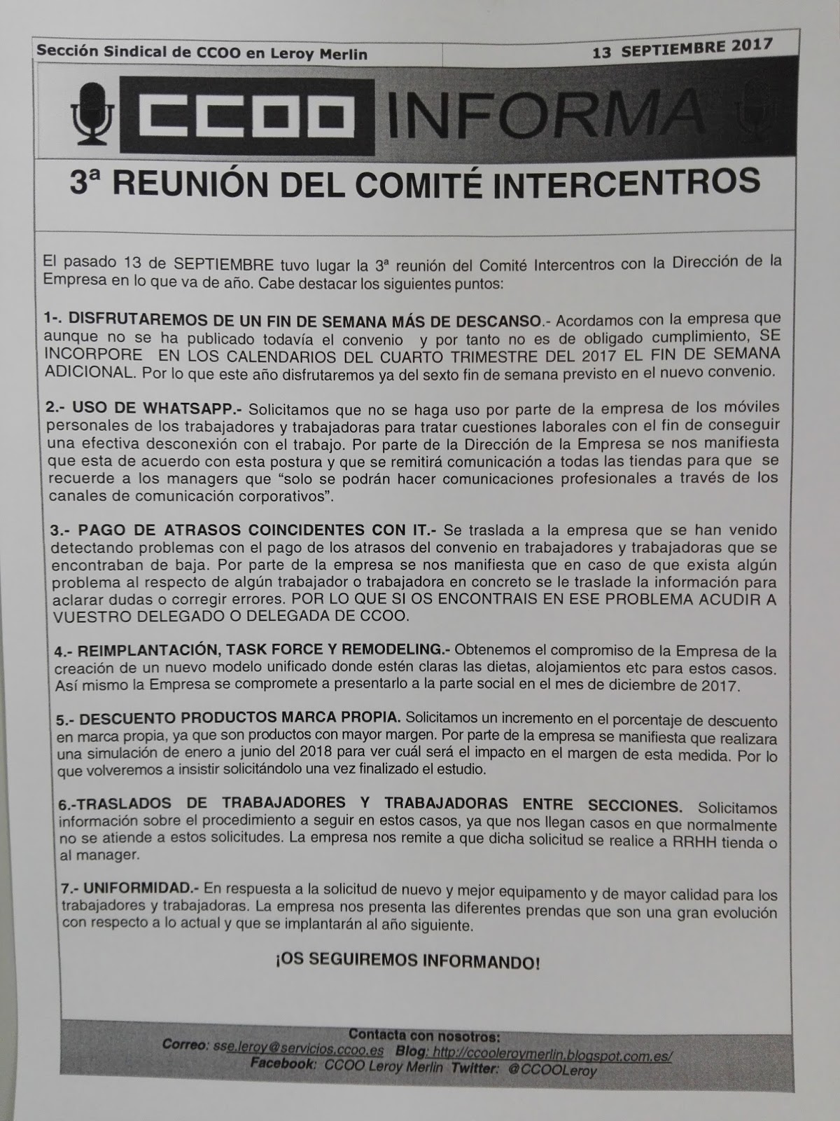 Ccoo Lm Oviedo 2017 ~ Pistola De Impacto Leroy Merlin