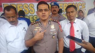 DAK 96 M, Polres Cirebon Kota Tetapkan YW Tersangka