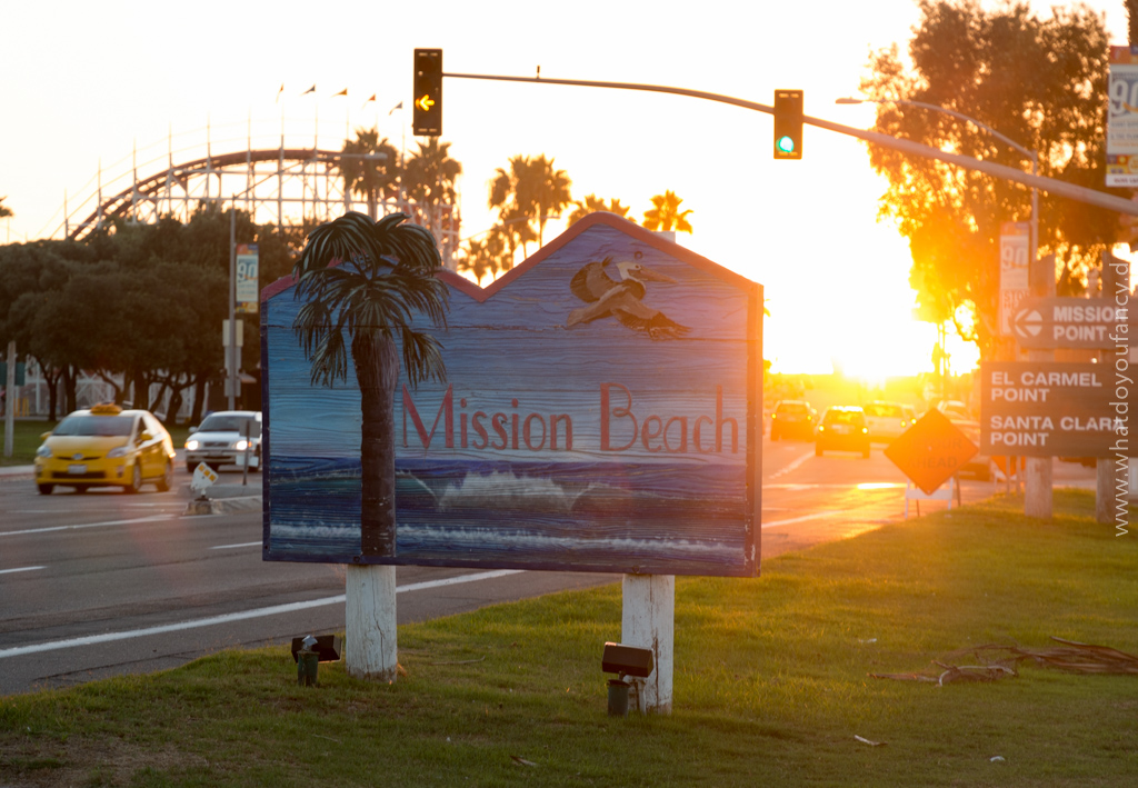 USA Westkueste Los Angeles San Diego Pismo Beach