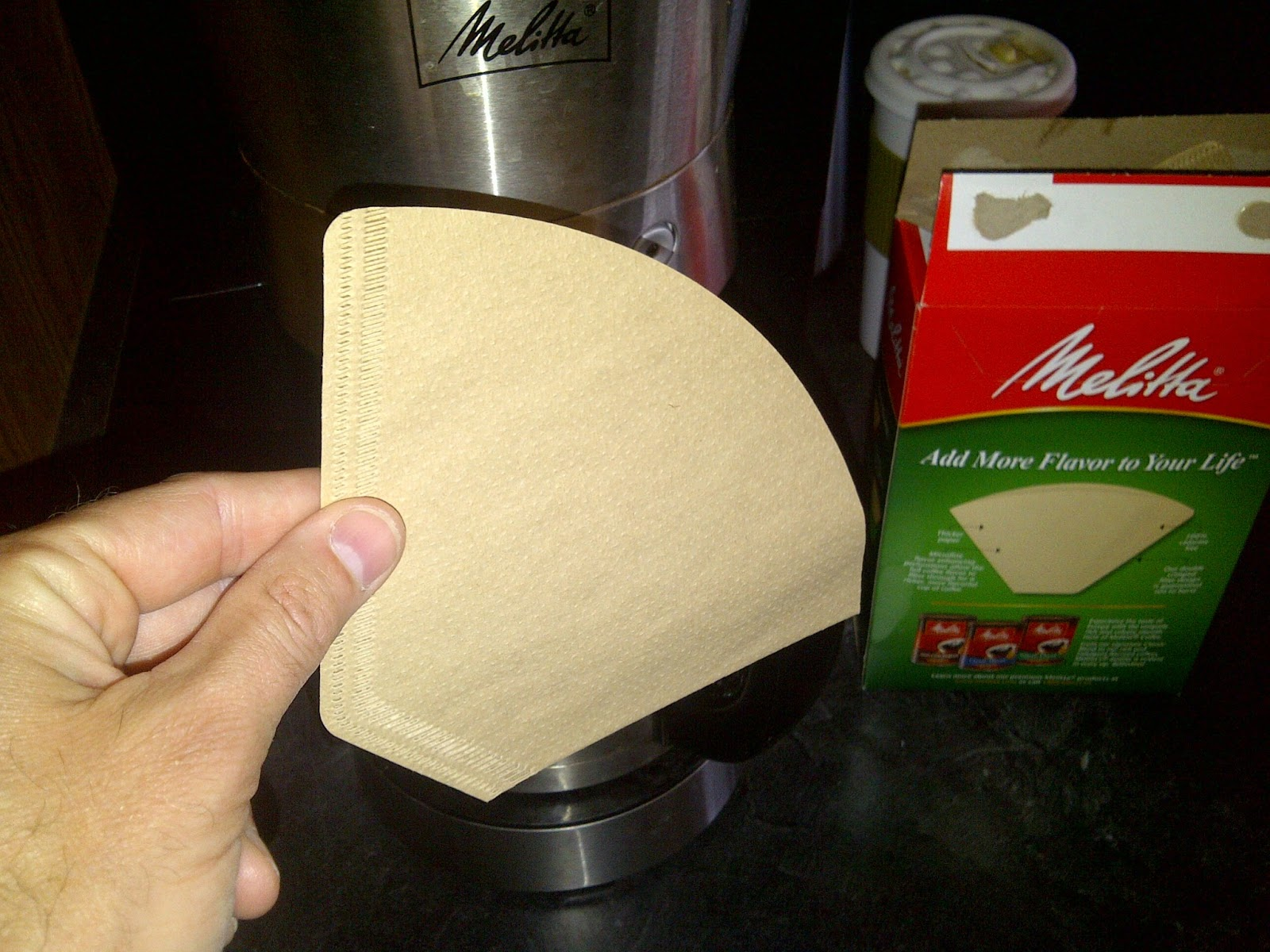 Best Coffee Maker With Paper Filter : Coffee Filter Types: Cone vs Basket Coffee Filters Coffee Maker Journal
