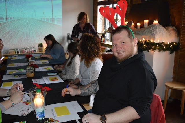 blogerka Gdynia, blogerki kosmetyczne trójmiasto, spotkanie blogerek, wydarzenia, maybe beauty, relacja,