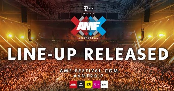 Festival news amf 2017 we own the night 21st october for Acid house bpm