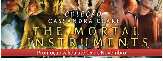 Resultado | Promo: Colecao Cassandra Clare 7