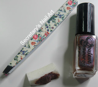 metallic multichrome polish
