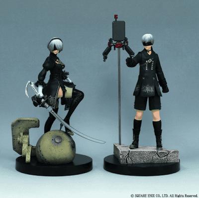 "YoRHa No. 9 Typse S de ""NieR Automata"" - Square Enix"