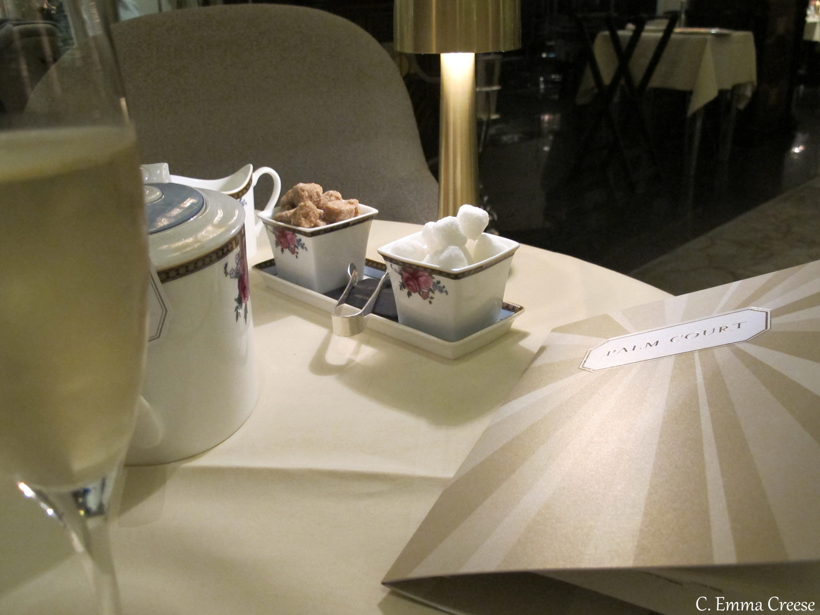 Luxury Festive Afternoon Tea Langham Hotel Adventures of a London Kiwi