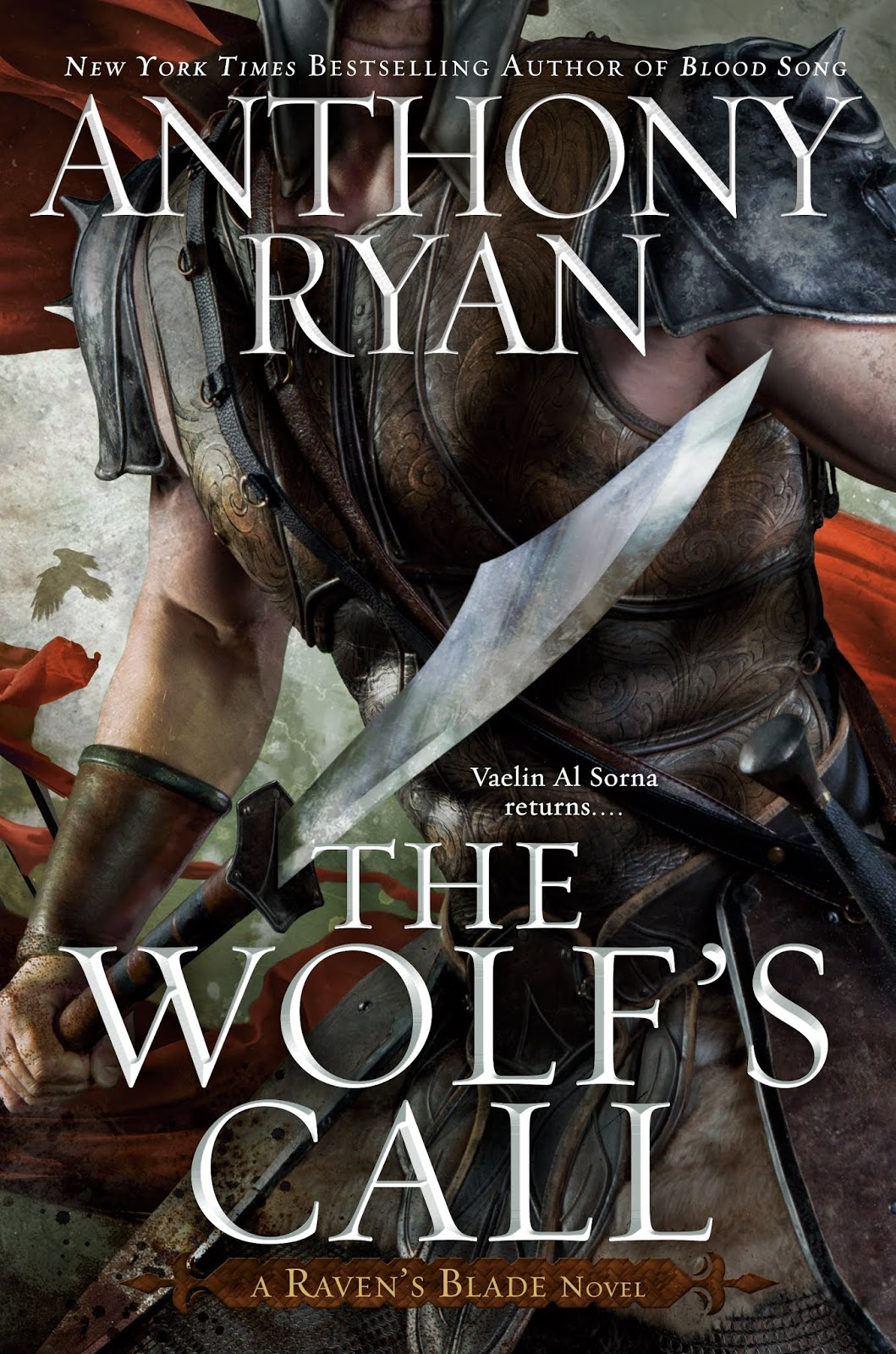 The Wolf's Call by Anthony Ryan