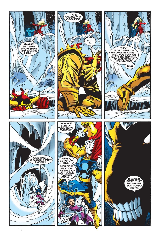 Thor (1998) Issue #32 #33 - English 9