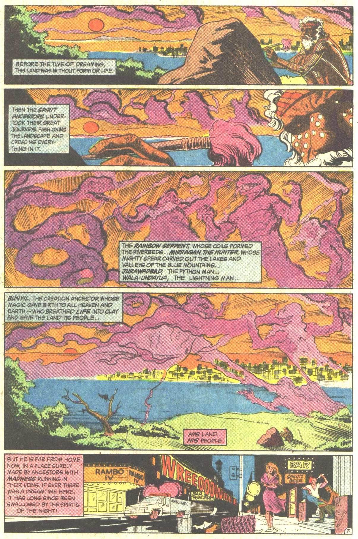 Detective Comics (1937) 591 Page 3