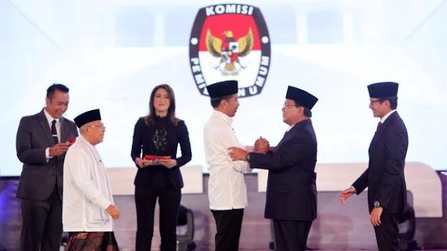 Melihat Jeroan #DebatPintarJokowi Vs #Prabowo Menang Debat