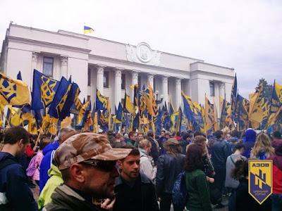 """""""Азов"""" & Савченко: новый всплеск нацистского беспредела (интервью)"""