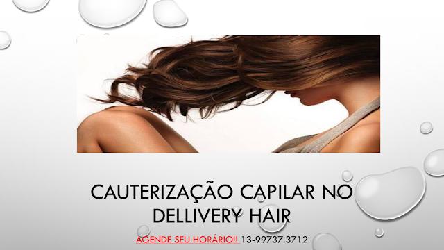 Chegou o 1º Delivery Hair no Vale do Ribeira