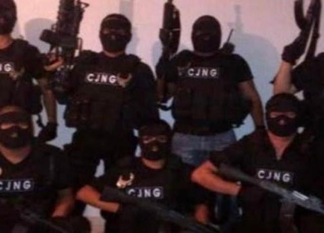 ''El Cholo'' y ''El 85'' los sicarios  buscan arrebatar al CJNG el control de las drogas.