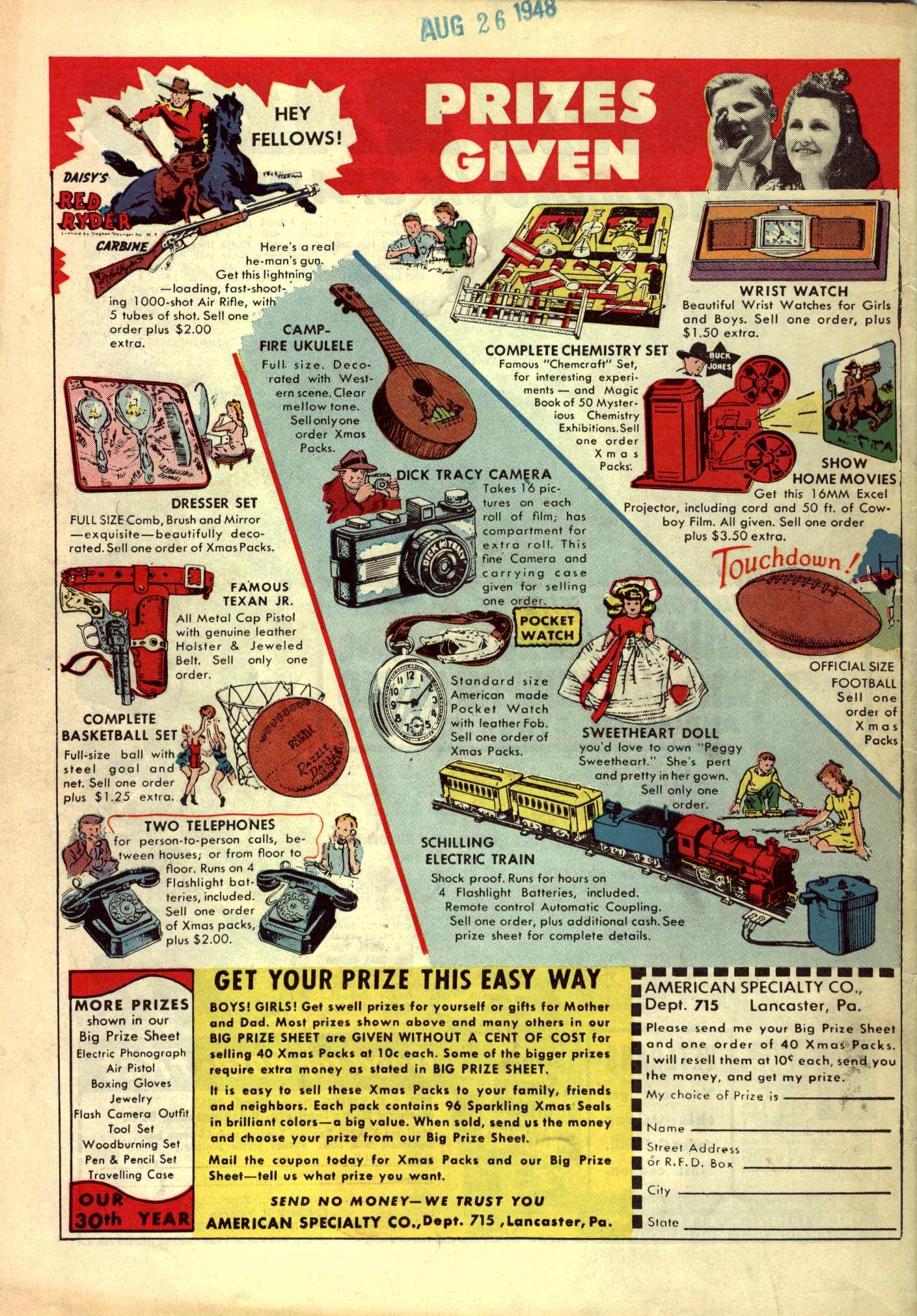 Plastic Man (1943) 14 Page 52