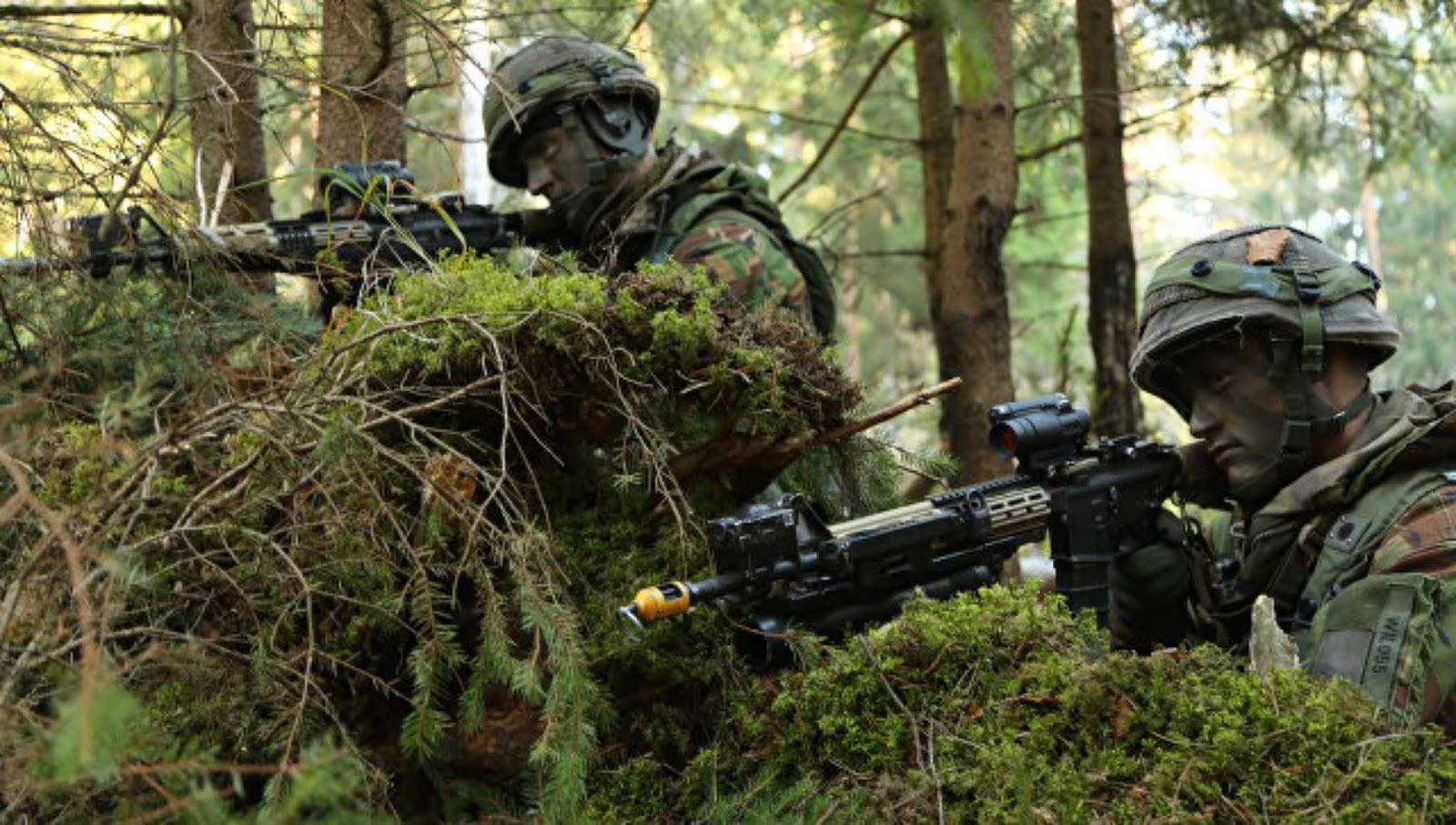 UE menggandakan proyek-proyek pertahanan bersama