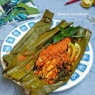 Resep Brengkes Ikan Pindang Sederhana Enak Dan Lezat By @chichiwiranata