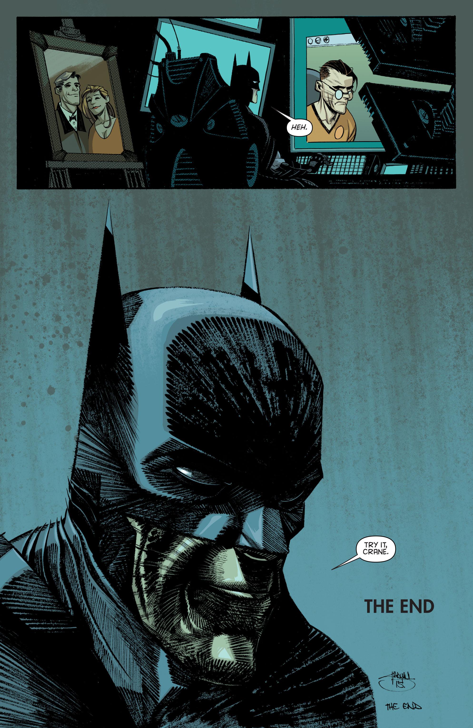 Read online Arkham Manor comic -  Issue #6 - 20