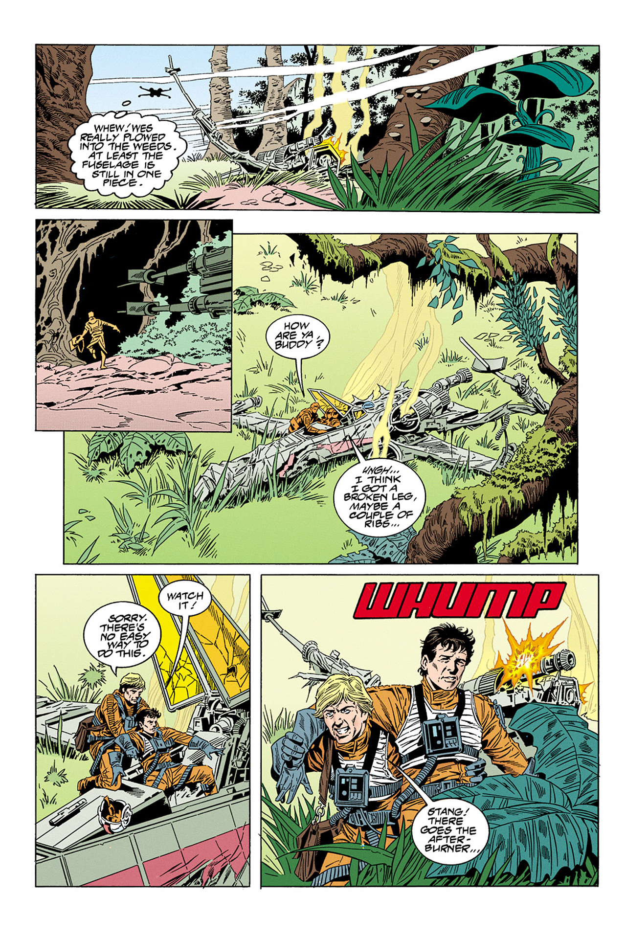 Read online Star Wars Omnibus comic -  Issue # Vol. 1 - 82