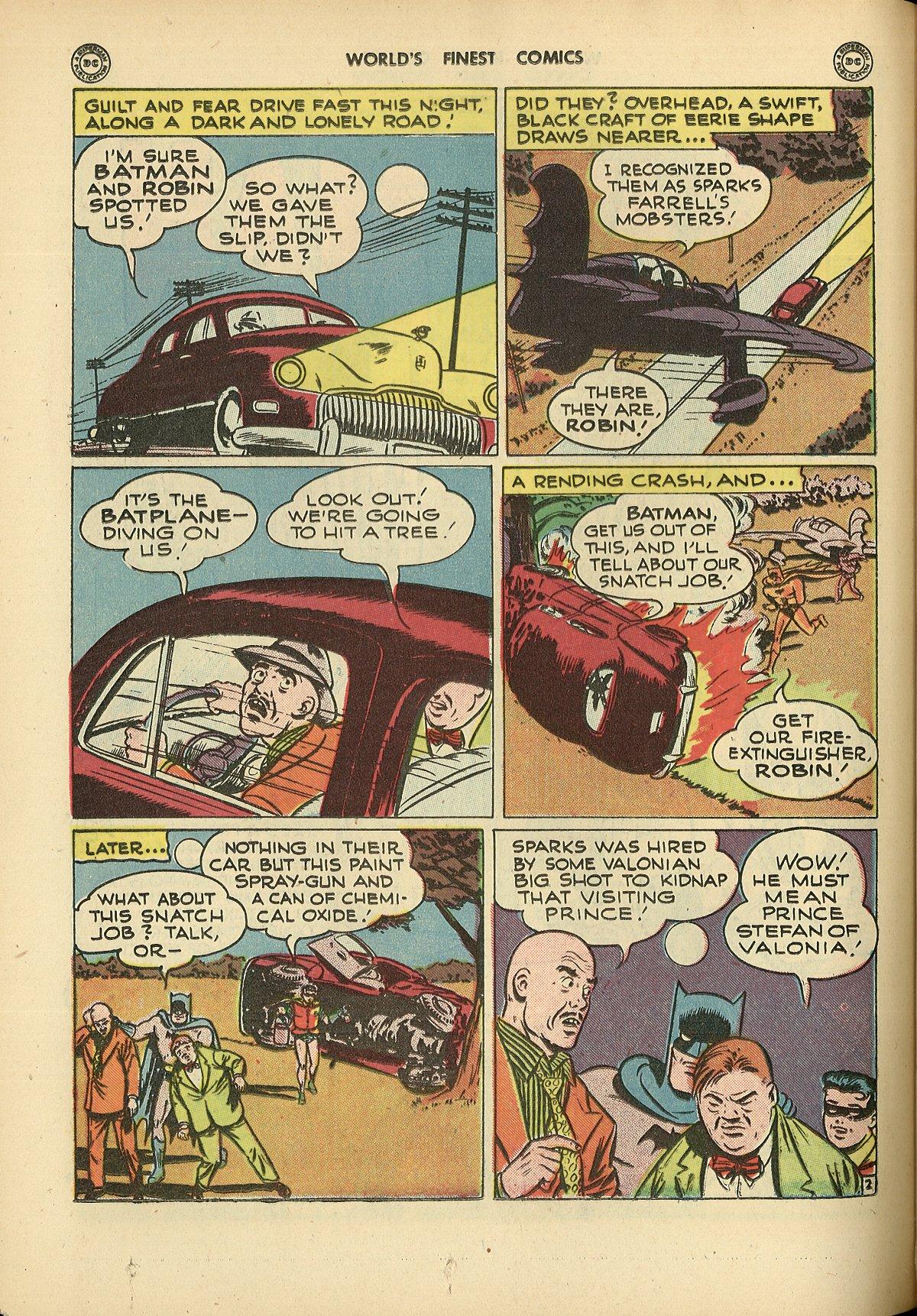 Read online World's Finest Comics comic -  Issue #26 - 62
