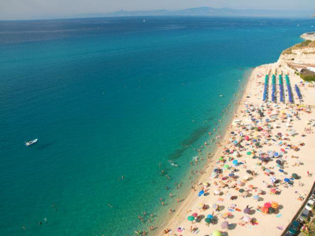 Praias em Bari Itália