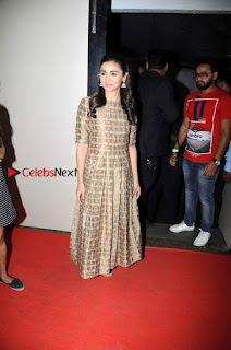 Bollywood Actress Alia Bhatt Stills at The Annual Central Excise Day Celetion  0005.jpg