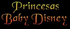 Título de postagem Princesas baby Disney