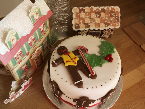Christmas cake decorations non edible myideasbedroom com
