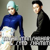 Lirik Lagu Tasha Manshahar & Syed Shamim Cuba Teka