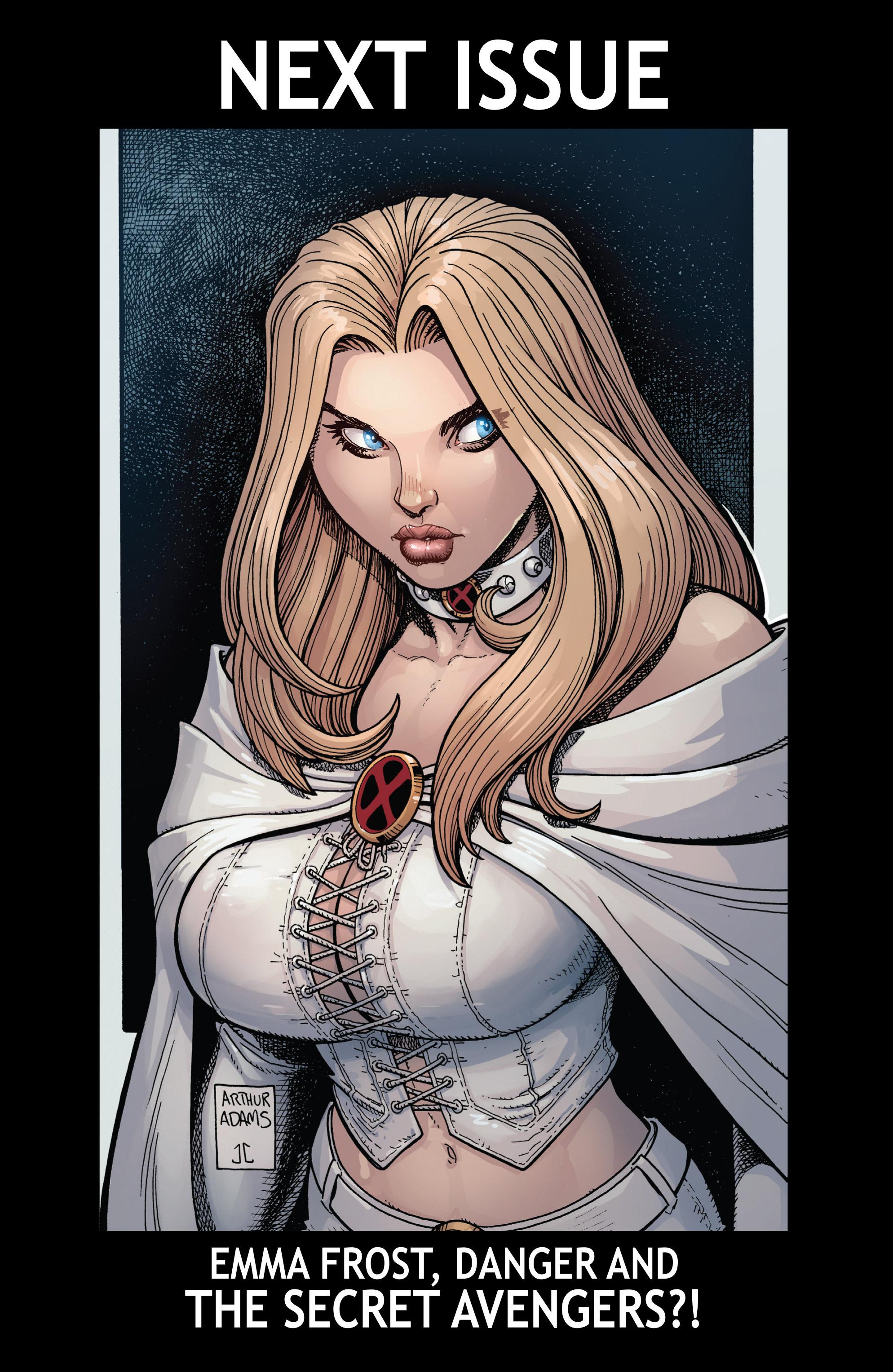 Read online Astonishing X-Men (2004) comic -  Issue #42 - 23