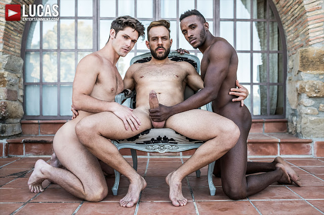 LucasEntertainment - MARIO GALENO BAREBACKS DEVIN FRANCO AND PHEONIX FELLINGTON